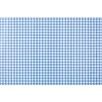 Tafelzeil Ruitje - 140 x 200 cm - Blauw