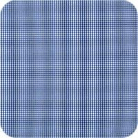 Gecoat tafelkleed Ruitje donkerblauw 2,5mx 140cm