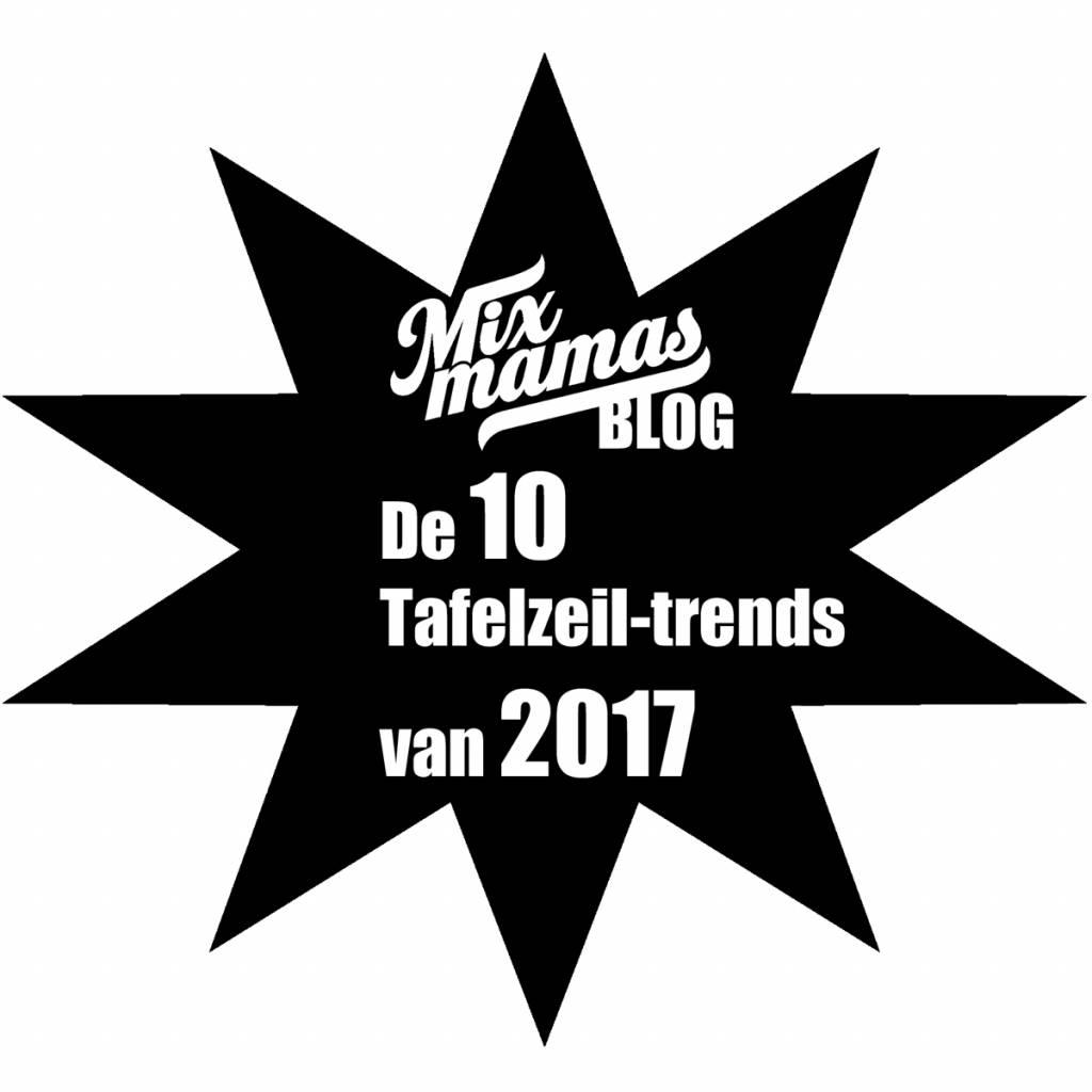 De 10 tafelzeil trends van 2017