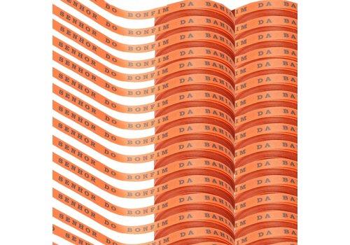 MixMamas Bonfim oranje groothandelsset 30 rol