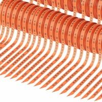 Bonfim lint Rol 43m - Mulitpack 30 stuks - Oranje