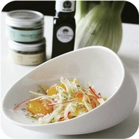 Cookplay Jomon Large Bowl porselein wit 4-delig