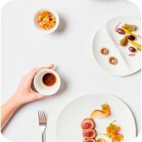 Cookplay Fly80 kopjes wit porselein 6-delig