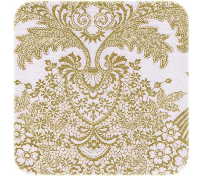 Tafelzeil Paraiso / Barok - 120 x 270 cm - Goud