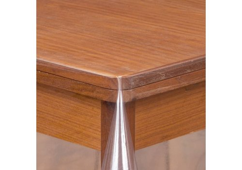 MixMamas Rond transparant tafelzeil 170 cm gevouwen op rol
