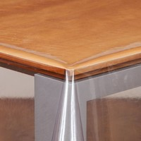 Transparant Tafelzeil Rond - Ø 170 cm - op koker