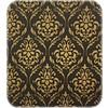 MixMamas Europees Eco tafelzeil Rol 20m barok zwart-goud