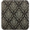 MixMamas Europees Eco tafelzeil Rol 20m barok zwart-zilver