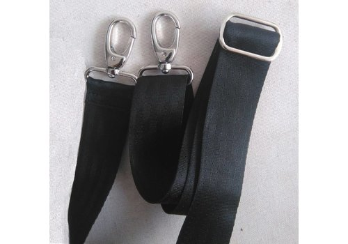 Used2b Schouderband Recyceld Seatbelts