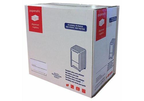 MixMamas Dispenser Servetten - Navulverpakking servethouder 3000 stuks - Wit