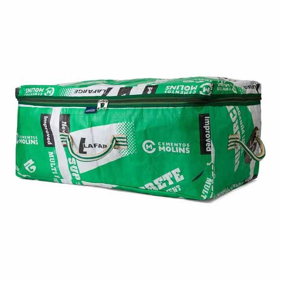 Used2b Cargo cement bags green