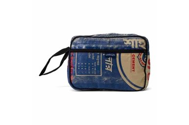Toiletry bag Shah blue