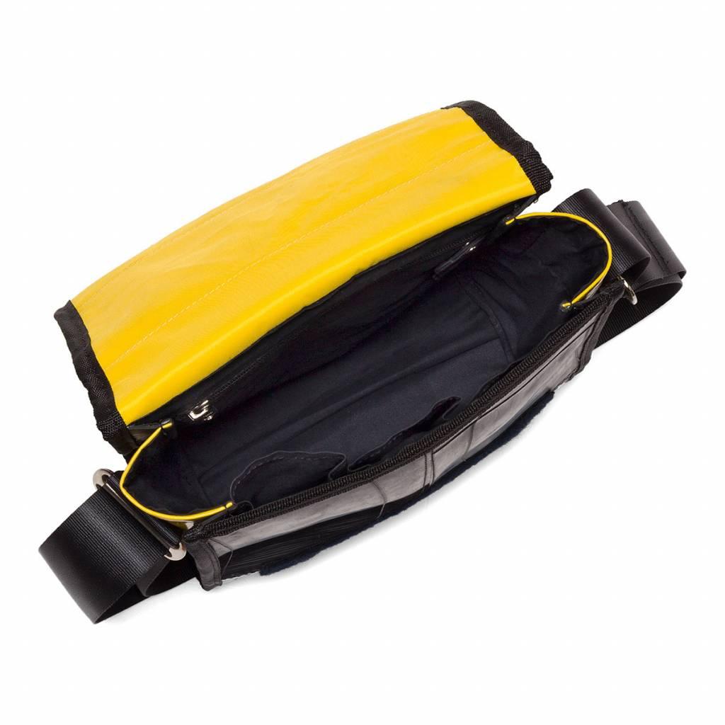 Used2b Life jacket urban messenger small