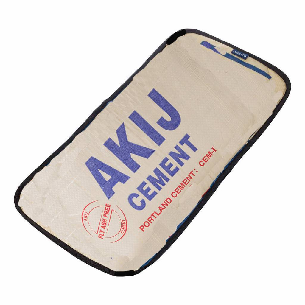 Used2b Changing cement bags mat Akij