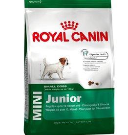 Royal Canin Mini Junior 500gr + 300gr