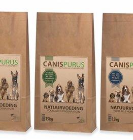 PetCareDirect Voordeelbox Natuurvoeding Canis Purus hond (Hondentrui)