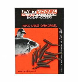 Piet Vogel Big Gap Hookers - Dark Gravel 10st.