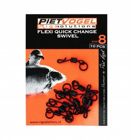 Piet Vogel Piet Vogel Flexi Quick Change Swivels