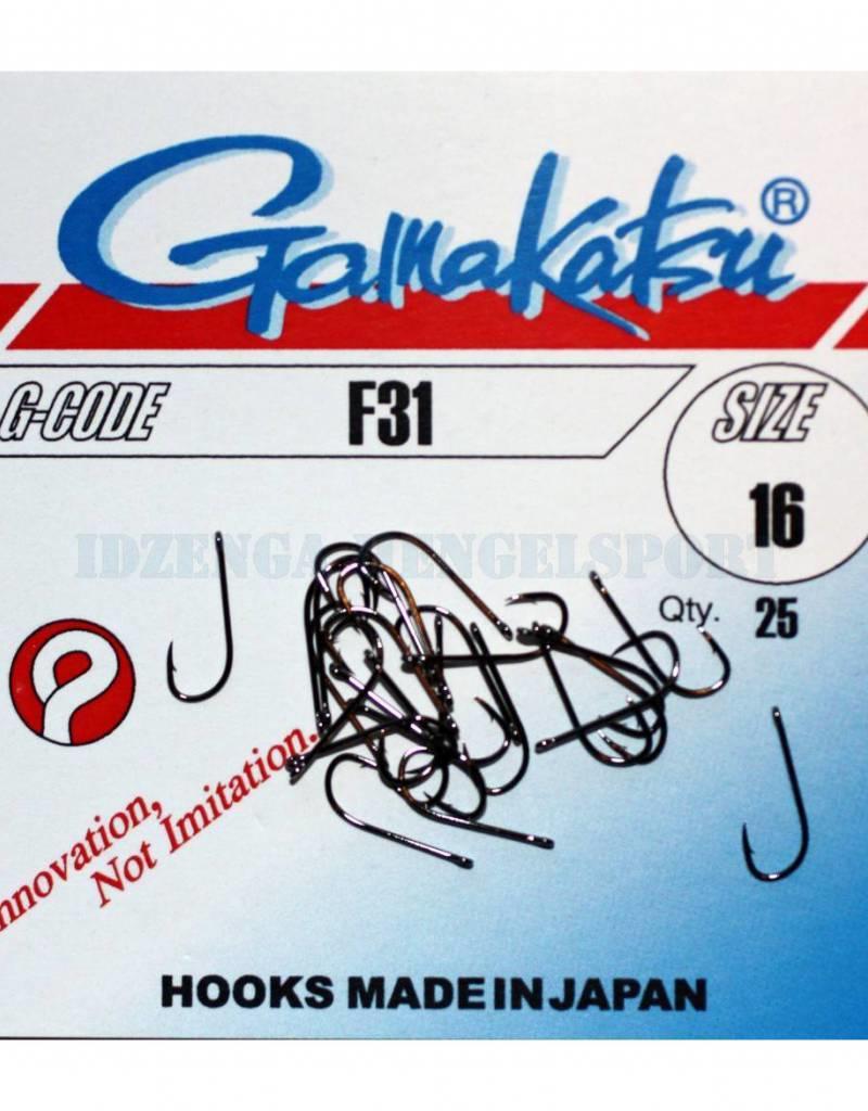 Gamakatsu Haken F31 Idzenga Hengelsport Webshop