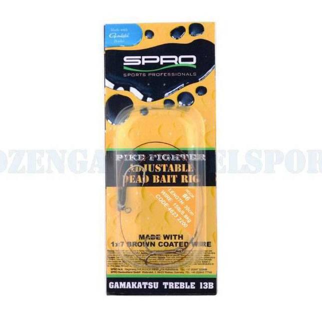 Spro Spro - Adjustable Deadbait Rig