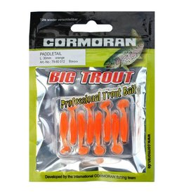Cormoran Cormoran Big Trout Paddletail  Orange