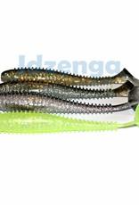 Keitech Keitech Swim Impact FAT - Chartreuse Shad - 17cm