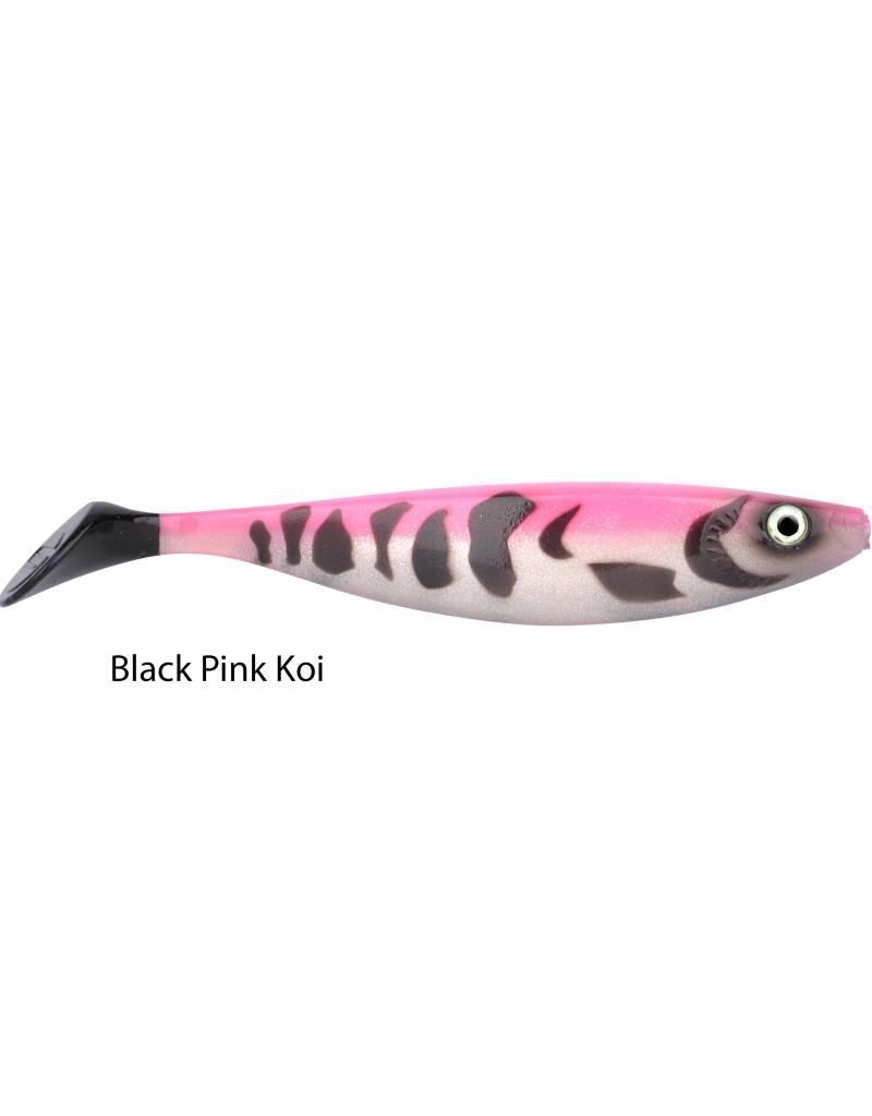 Spro Wob 2.0 shad - Black Pink Koi
