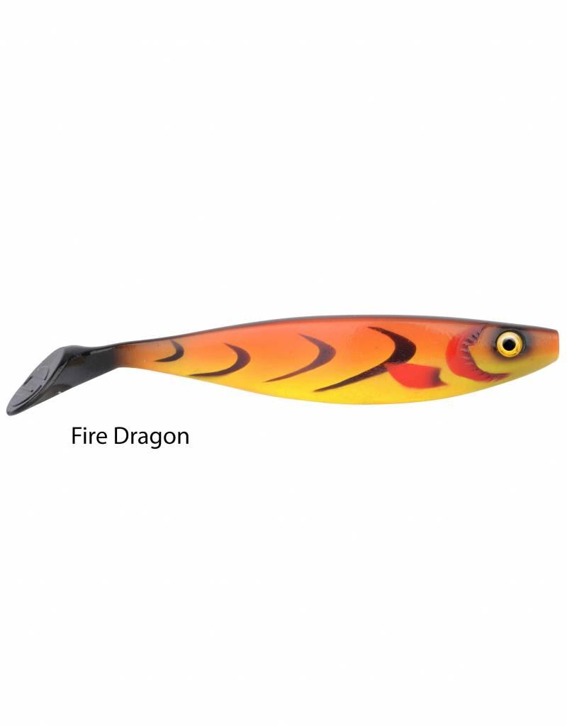 Spro Wob 2.0 shad - Fire Dragon