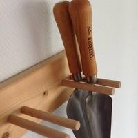 Werkzeug-Garderobe für Handgeräte