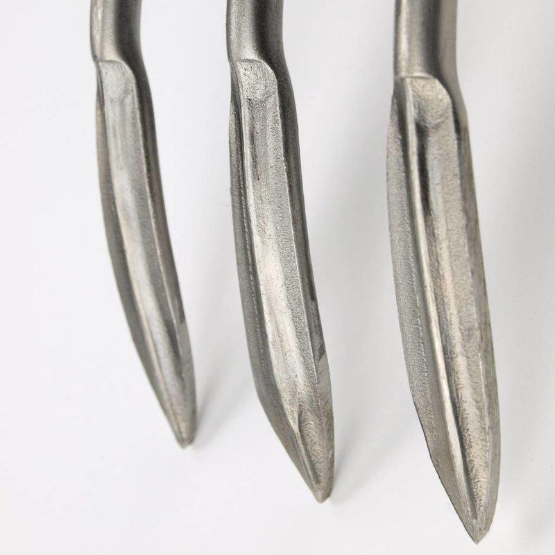 Fourche à main 3 dents