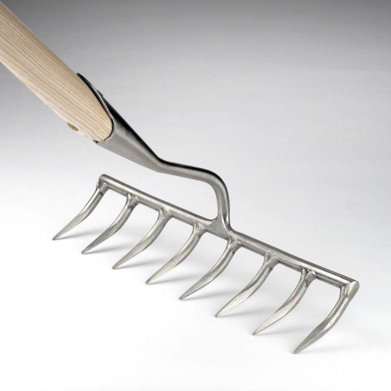 Râteau de jardin 8 dents