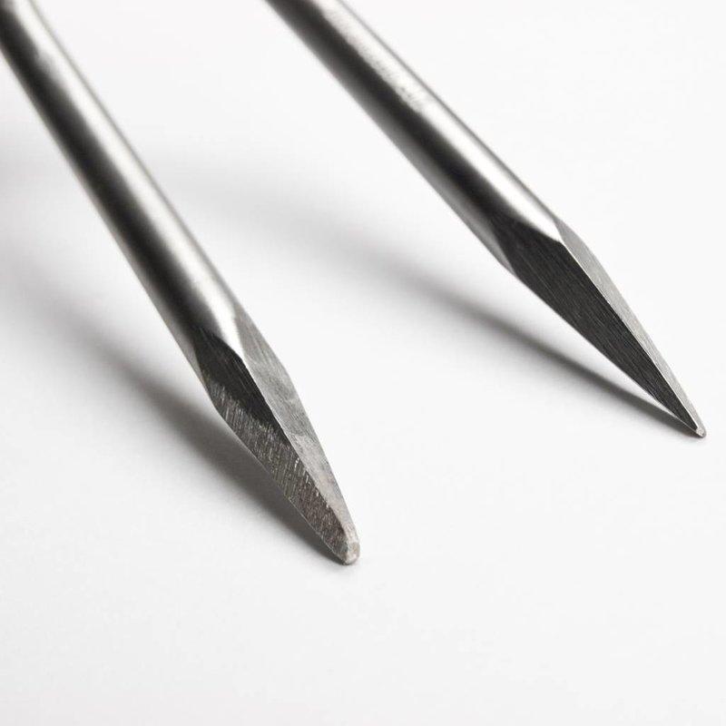 Fourchette à désherber à main
