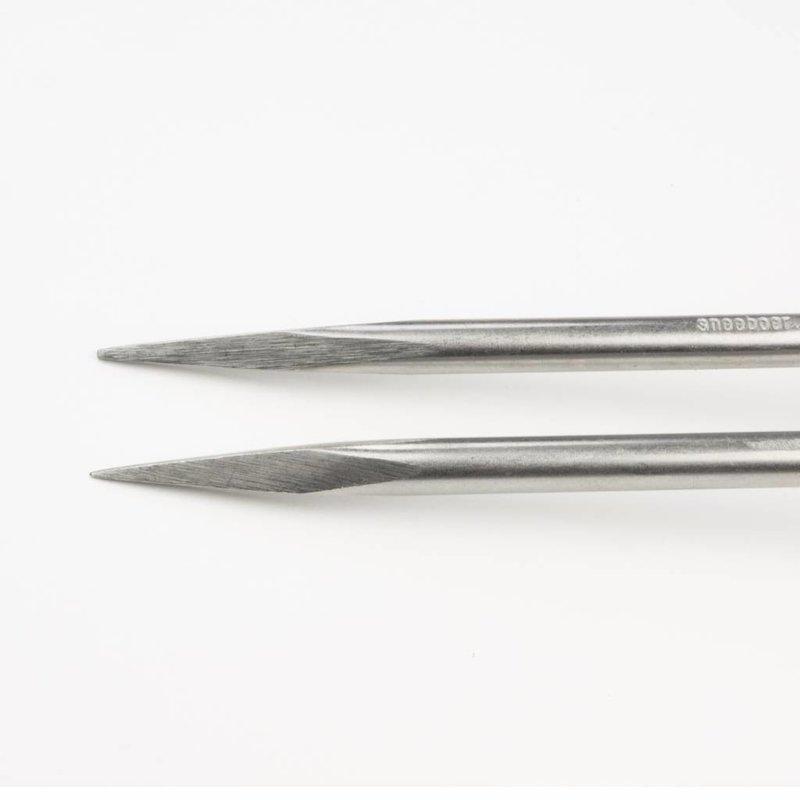 Fourchette à désherber à main 2 dents (étroite)