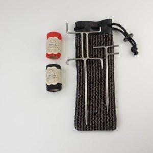 Twool Schnurgerät  line &  woolly bags