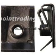 Speednut m 5 mkb 2.2 mat zwart ford merc (50 stuks)