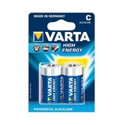 Alkaline 1.5 V C baby 4914 high energy Varta
