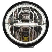 LED verstraler met positielicht (ring en streep)
