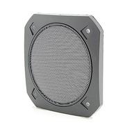 Universele metalen speakergrill 100 mm