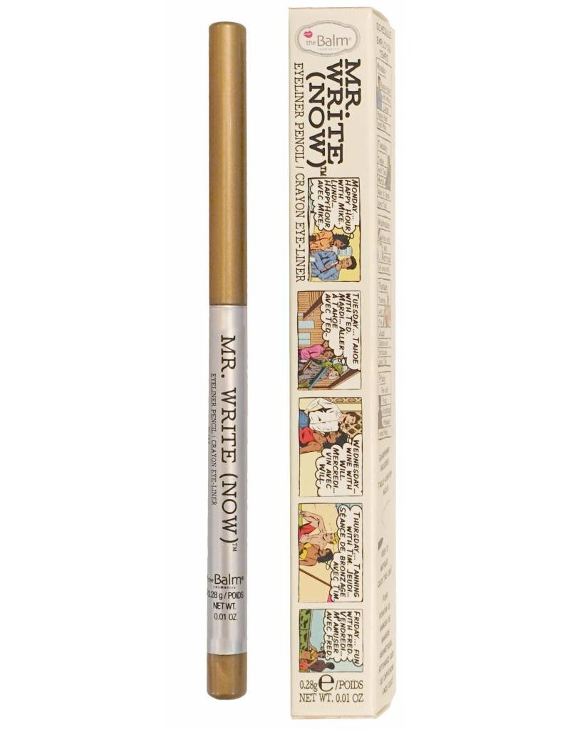 The Balm Eyeliner Mr. Write (now) Jac