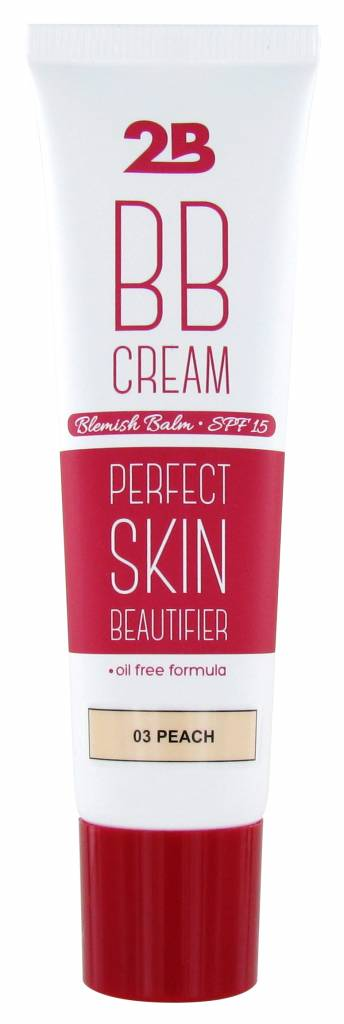 2B Cosmetics BB Cream - 03 Peach