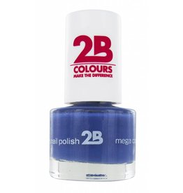 2B Cosmetics VERNIS à ONGLES MEGA COLOURS MINI - 29 For Your Eyes Only
