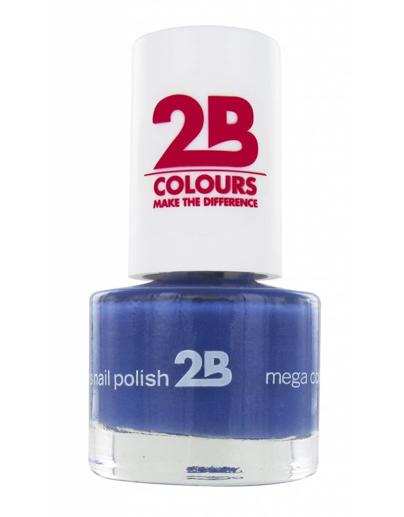 2B Cosmetics NAIL POLISH MEGA COLOURS MINI - 29 For Your Eyes Only