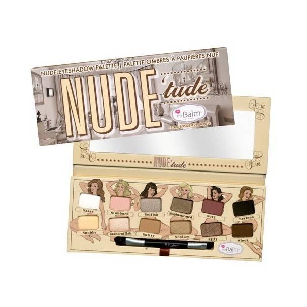 The Balm NUDE' tude Eyeshadow Palette
