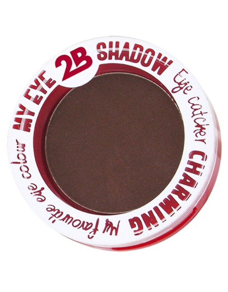 2B Cosmetics MY EYE SHADOW - CACAO