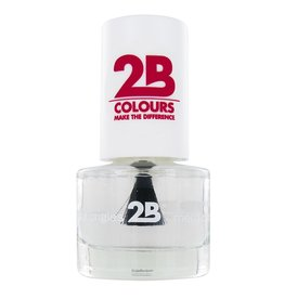 2B Cosmetics VERNIS à ONGLES MEGA COLOURS MINI - 1 Water shine