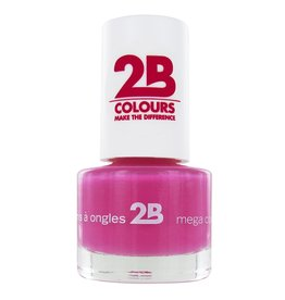 2B Cosmetics VERNIS à ONGLES MEGA COLOURS MINI - 11 Just Amazing