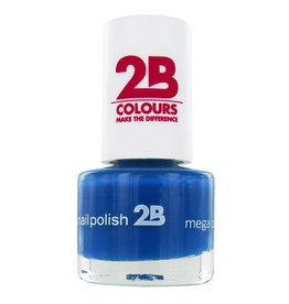 2B Cosmetics VERNIS à ONGLES MEGA COLOURS MINI - 30 Aloha Waves