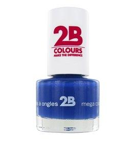 2B Cosmetics NAGELLAK MEGA COLOURS MINI - 31 Lapis Lazuli