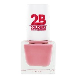 2B Cosmetics VERNIS à ONGLES MEGA COLOURS MINI - 59 So Romantic