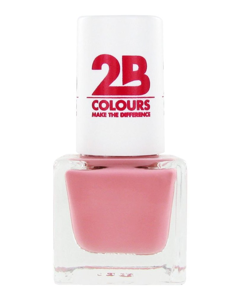 2B Cosmetics NAIL POLISH MEGA COLOURS MINI - 59 So Romantic